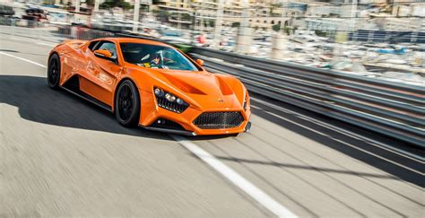 Ten Luxury Race Cars For The Rich