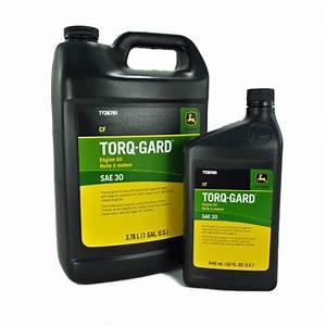 John Deere Torq Gard Supreme Motor Oil Sae 30 Sds