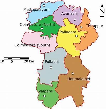 Coimbatore District Svg Wikipedia Zp Pixels