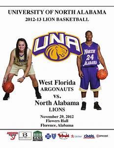 ISSUU - UNA Basketball Game Program 11-29 by University of ...