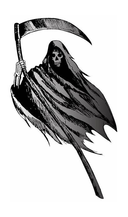 Reaper Grim Clipart Halloween Transparent Yopriceville
