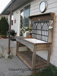 Garden Potting Benches For Sale Home Outdoor Decoration