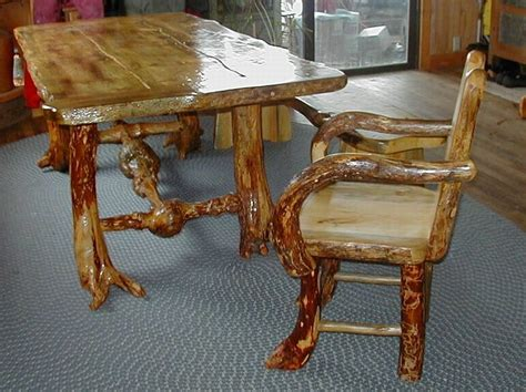 log table and chairs dining table log dining table and chairs