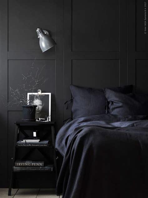 black bedroom ideas inspiration  master bedroom