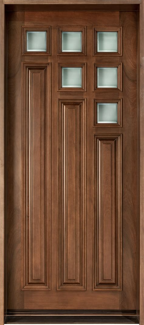 lowes custom front door solid wood technology transitional