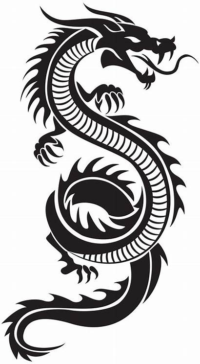 Dragon Transparent Chinese China Characters Hq Clipart