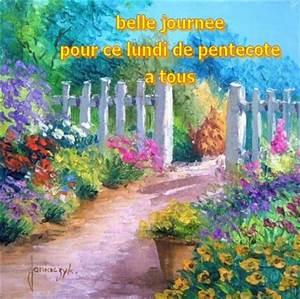 Bonjour La Haut : bonjour bon lundi de pentec te chant images par marie andree blog marie andree ~ Medecine-chirurgie-esthetiques.com Avis de Voitures