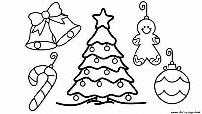 Coloring Tree Drawing Decorations Worksheet Decoration Printable