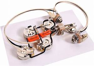 920d Custom Shop Wiring Harness For Rickenbacker 4000