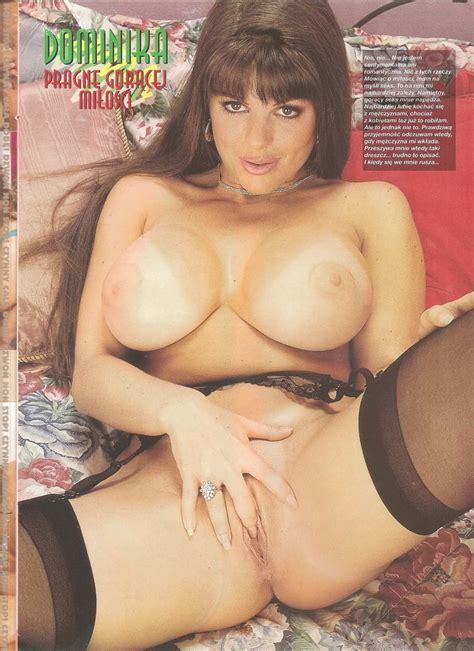 Polish Vintage Porn Magazine Extasy 2 1999 52 Pics