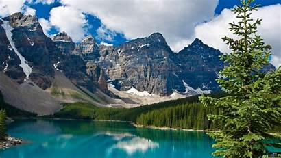 Rocky Mountains Mountain Desktop Lake 1600 Wallpapersafari