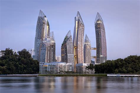 famous modern architecture    buildings  year