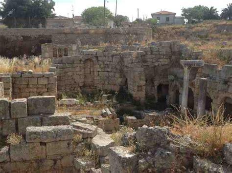 greece turkey  day  corinth mycenae