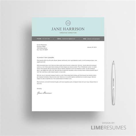 modern resume template  microsoft word limeresumes