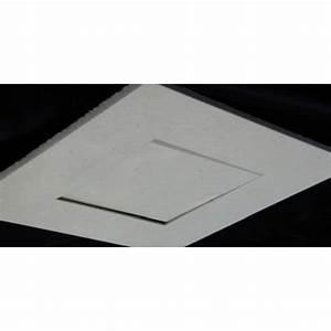 Dimension Plaque De Platre : trappe de fibre pour plaques de pl tre centro edile ~ Dailycaller-alerts.com Idées de Décoration