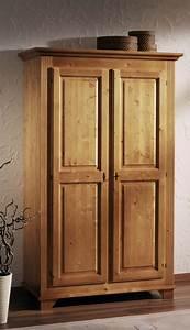 Kleiderschrank Landhausstil Massiv : schrank kleiderschrank fichte massiv 2 trg landhausstil antik lackiert schlafzimmer ~ Sanjose-hotels-ca.com Haus und Dekorationen