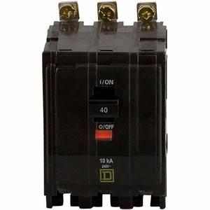 Square D Qo 40 Amp 3