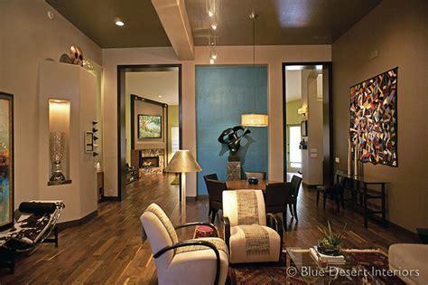 AZ Modern Ranch - Contemporary - Living Room - Phoenix