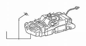 Toyota Sequoia Fuel Tank  Interior  Body