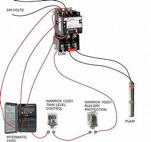 30 240 Volt Well Pump Wiring Diagram