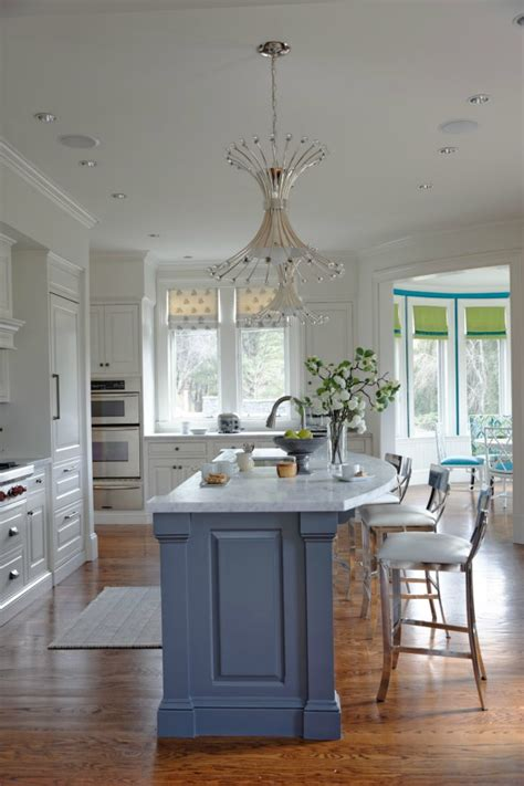 luxurious curved countertop ideas   kitchen island