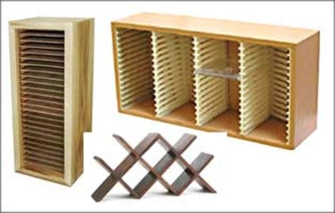 woodwork wooden cd rack  plans