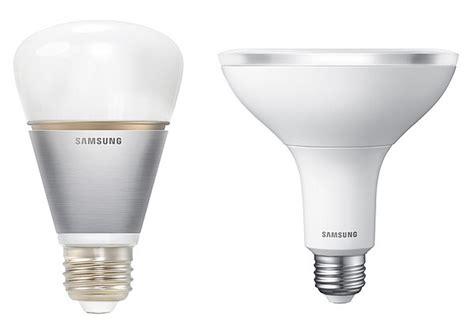 samsung announces bluetooth controlled smart bulbs