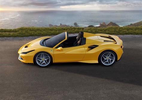 Wow, pretty low drap speed. Ferrari reveals the 710-hp F8 Spider - Acquire