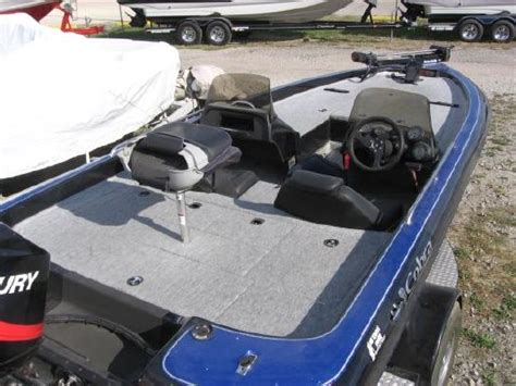 2000 Cobra Bass Boat For Sale by 2001 Viper Cobra 20 Boats Yachts For Sale
