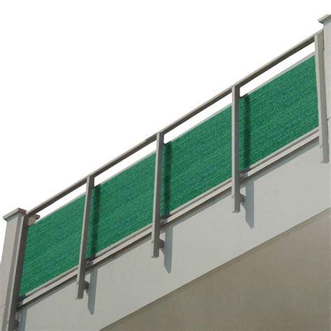 copri ringhiera balcone telo privacy per ringhiera balcone da 5 metri