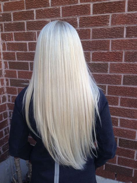 platinum blonde highlites balayage icey blondes