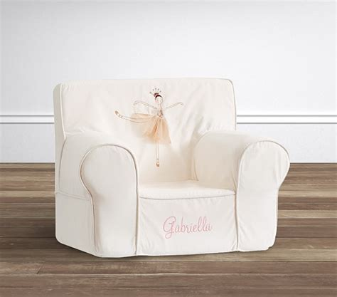 Anywhere Chair Slipcover Ballerina Icon Anywhere Chair Slipcover Only