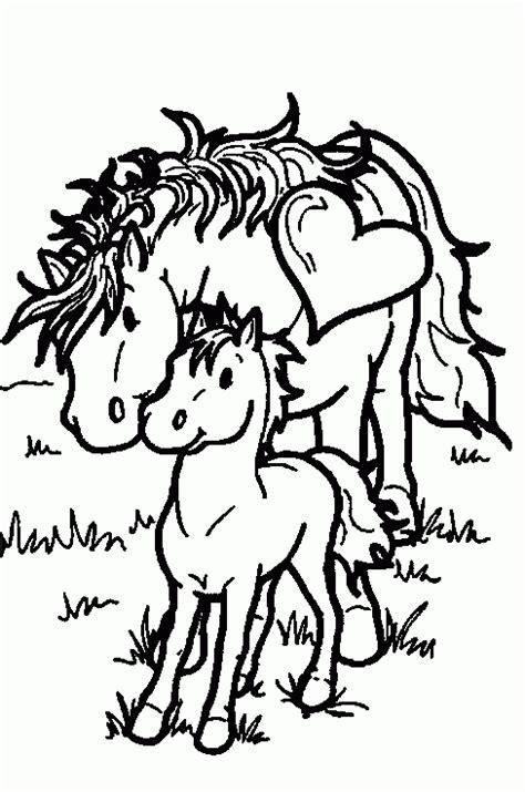 Kleurplaat Paard Tinker by Kleurplaten Paarden Kleurplaten Kleurplaat Nl