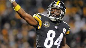 Steelers39 Antonio Brown Active Will Play Against Bengals