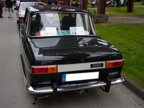 1967 Renault 10 Photos Informations Articles
