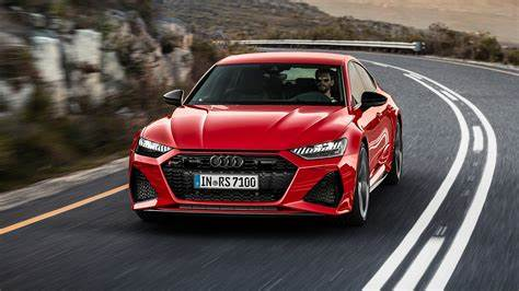 2020 Audi RS7 First Drive Review: A Fearsome Hellsled ...