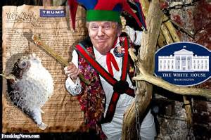Donald Trump Funny Fish