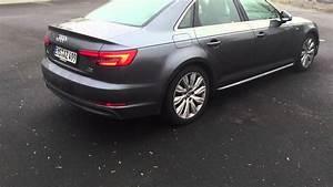 Audi A4 B9 Nachrüsten : audi a4 b9 3 0 tdi quattro 272hp youtube ~ Jslefanu.com Haus und Dekorationen