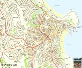 Scarborough Street Map