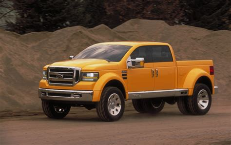 2002 Ford F 350 Tonka Concept History, Pictures, Value
