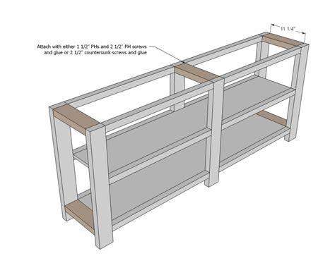 2x4 cabinet plans how to build shelf plans 2x4 pdf plans