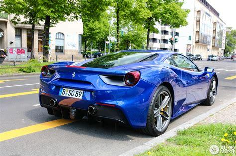 For ferrari 488 gtb n type dry carbon side air vents scoop duct (also fit spyder. Ferrari 488 GTB - 28 April 2018 - Autogespot