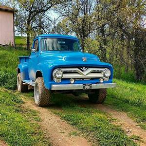 Ford F250 1955