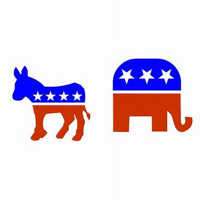 Political Clipart Politics Party Divide Government Parties