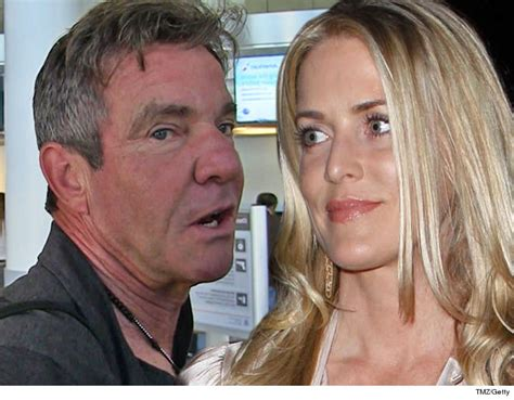 dennis quaid family movies dennis and kimberly quaid roll the dice in divorce tmz