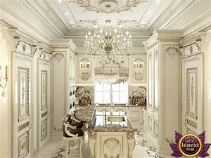 Kitchen, Design, In, Classic, Style