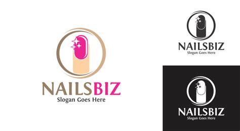 Nails - Logo - Logos & Graphics
