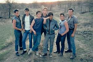 Letters of Note... Outsiders Cast