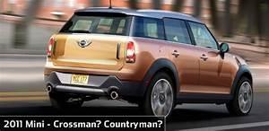 Mini Crossman : renderings mini crossman countryman ~ Gottalentnigeria.com Avis de Voitures