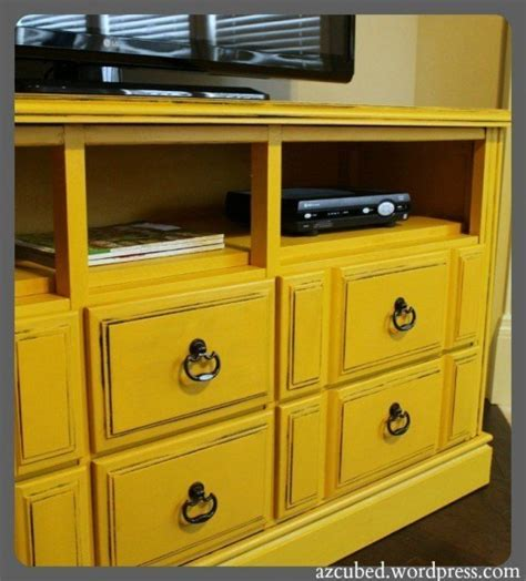 dresser turned into tv stand 16 upcycled furniture projects